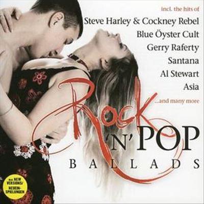 Rock'n'pop Ballads