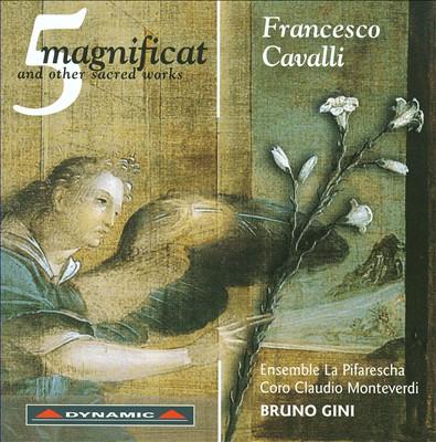 Francesco Cavalli: 5 Magnificat and Other Sacred Works