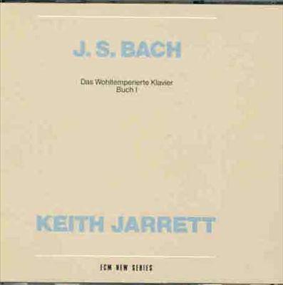 Bach: Das Wohltemperierte Klavier, Buch I (BWV 846 - 869)