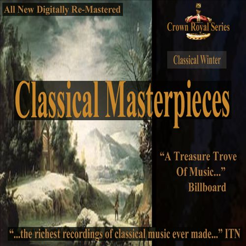 Classical Masterpieces: Classical Winter