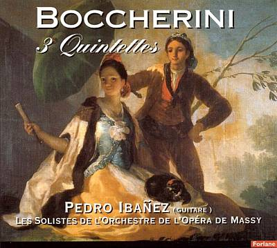 Boccherini: Quintets for Guitar