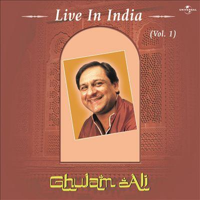 Live in India, Vol. 1