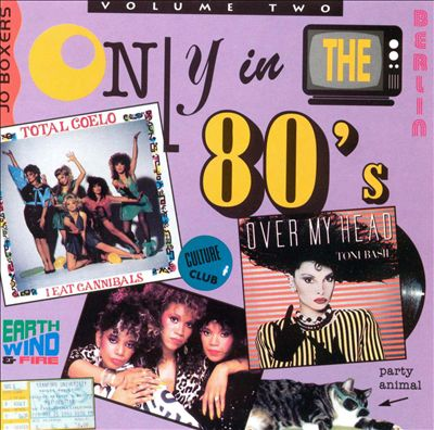 Only in the 80's, Vol. 2