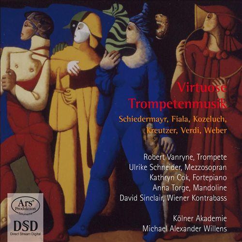 Virtuose Trompetenmusik