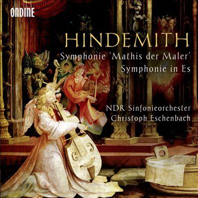 Hindemith: Symphonie 'Mathis der Maler'; Symphonie in Es