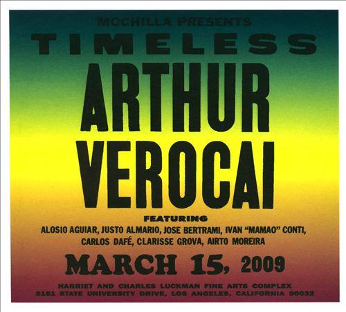 Timeless (Mochilla Presents/Live At Luckman Theatre, LA 15 Mar 2009/+DVD)