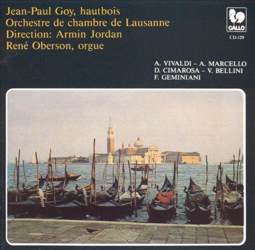 Jean-Paul Goy, hautbois
