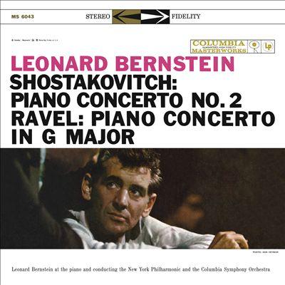 Shostakovitch: Piano Concerto No. 2;  Ravel: Piano Concerto in G Major; Gershwin: Rhapsody in Blue