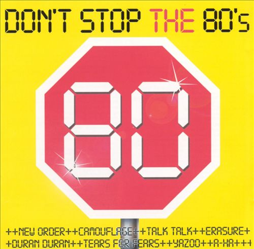 Don't Stop the 80's