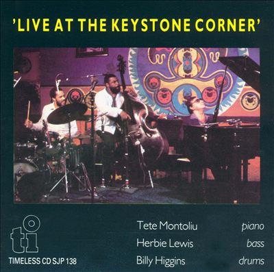 Live at Keystone Corner