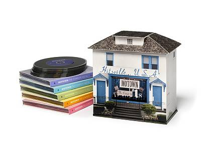 Motown: The Complete #1s