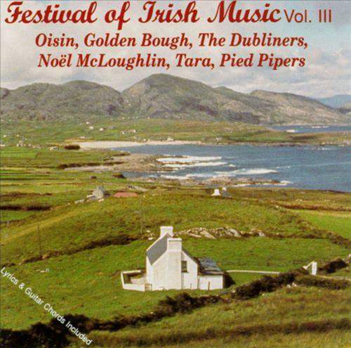 Festival of Irish Music, Vol. 3