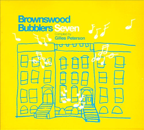 Brownswood Bubblers Seven