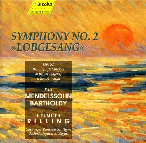 Felix Mendelssohn Bartholdy: Symphony No. 2