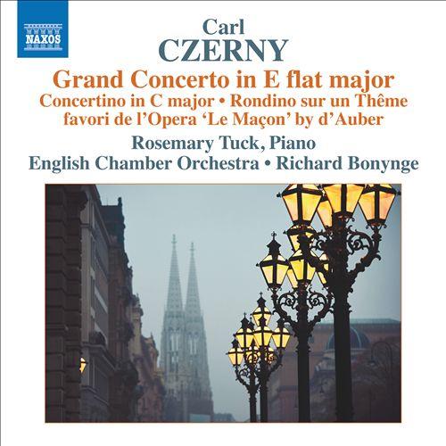 Carl Czerny: Second Grand Concerto in E flat major; Concertino Rondino