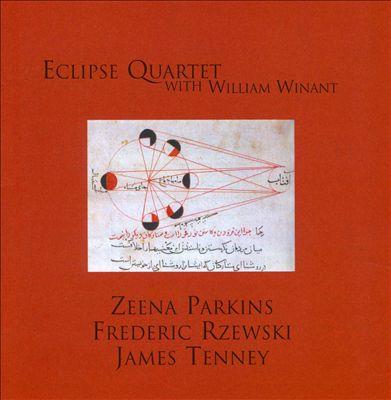 Eclipse Quartet plays Parkins, Rzewski & Tenney