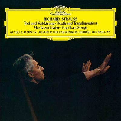 Richard Strauss: Tod und Verklärung; Vier lietzte Lieder