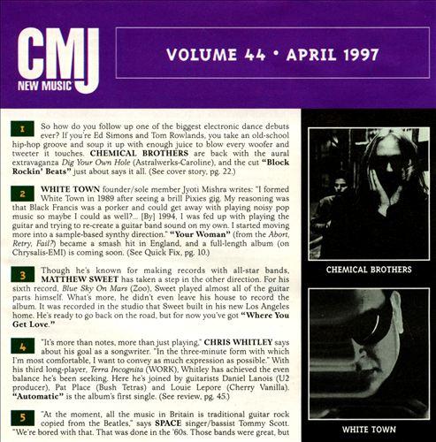 CMJ New Music, Vol. 44
