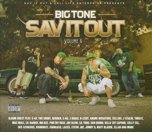 Sav It Out, Vol. 5
