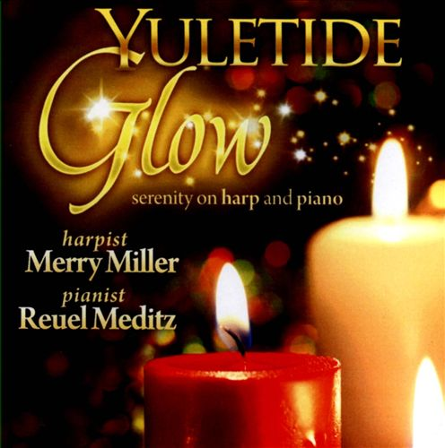 Yuletide Glow: Serenity on Harp and Piano
