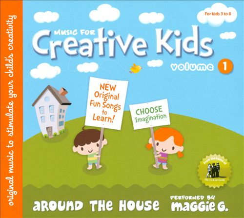 Music for Creative Kids, Vol. 1: Around the House