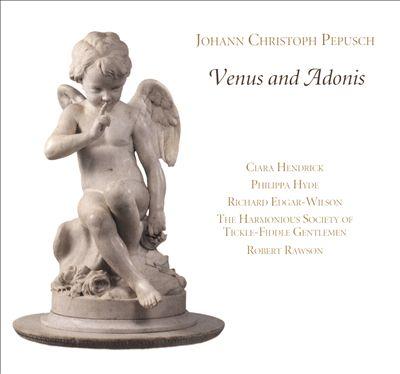 Johann Christoph Pepusch: Venus and Adonis