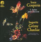 Louis Couperin: 5 Suites pour clavecin