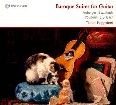 Baroque Suites for Guitar