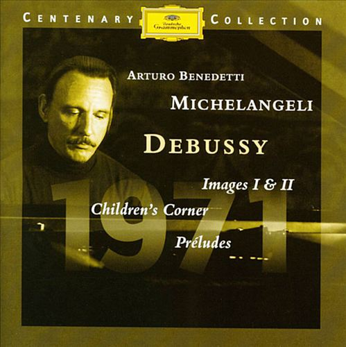 Debussy: Images I & II; Children's Corner; Préludes