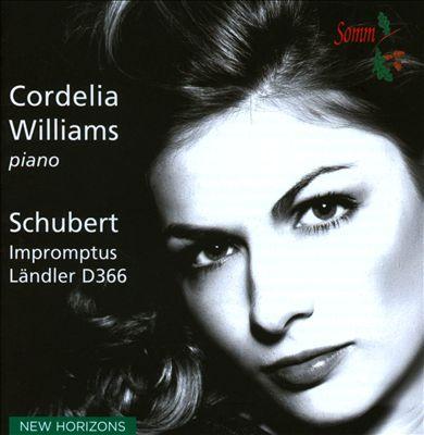 Schubert: Impromptus; Ländler