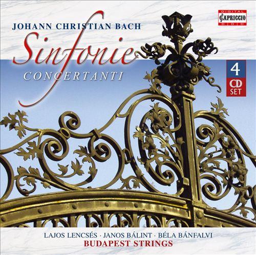 J.C. Bach: Sinfonie Concertante