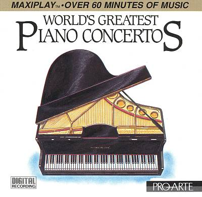 World's Greatest Piano Concertos