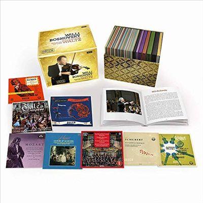 Willi Boskovsky, Waltzmeister: Complete Decca Recordings