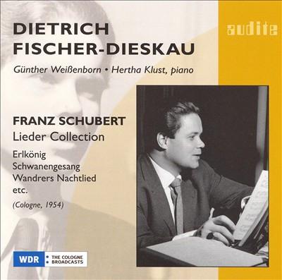 Franz Schubert Lieder Collection