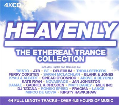 Heavenly: The Ethereal Trance Collection