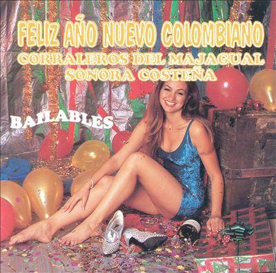 Feliz Año Nuevo Colombiano