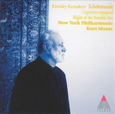 Rimsky-Korsakov: Scheherazade; Capriccio Espagnol; Flight of the Bumblebee