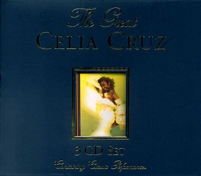 Great Celia Cruz [Red X]