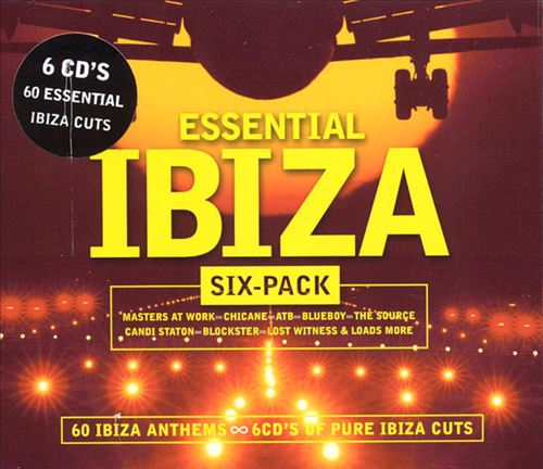 Essential Ibiza Six Pack