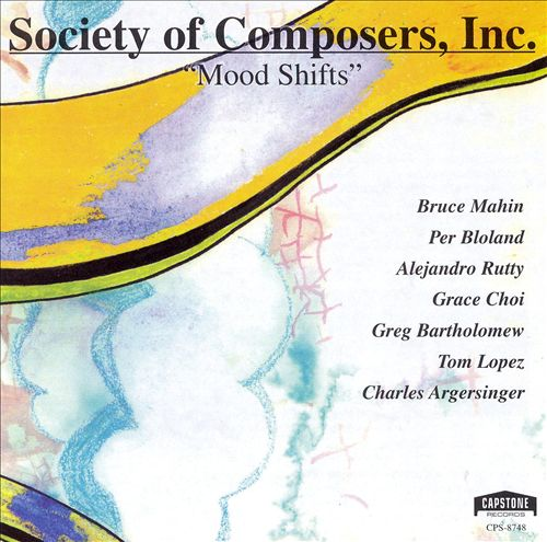 Society of Composers, Inc.: Mood Shifts