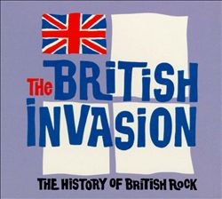 英国入侵:英国摇滚乐史