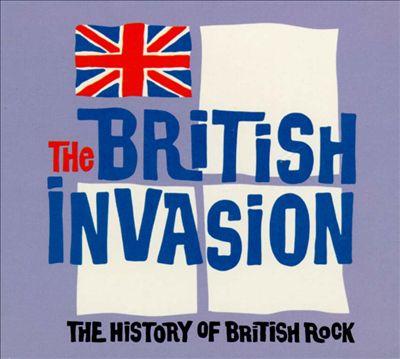 British Invasion: The History of British Rock