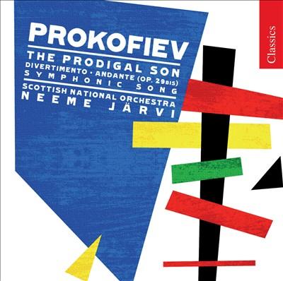 Prokofiev: The Prodigal Son, Op. 46