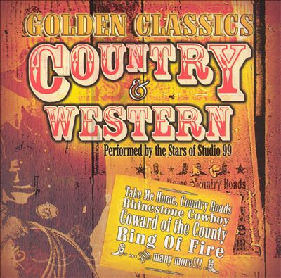 Golden Classics - Country and Western
