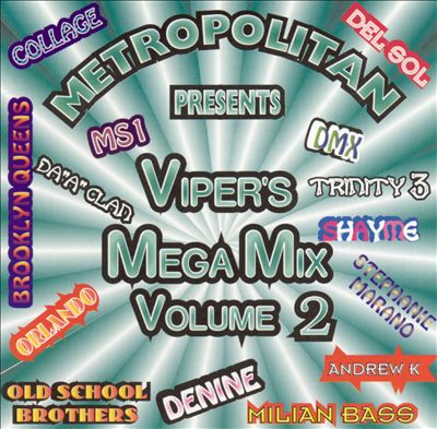 Viper's Mega Mix, Vol. 2