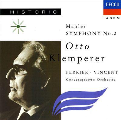 Mahler: Symphony No. 2 [1951 Holland Festival]