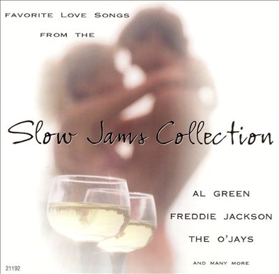 Slow Jams Collection [Single Disc]