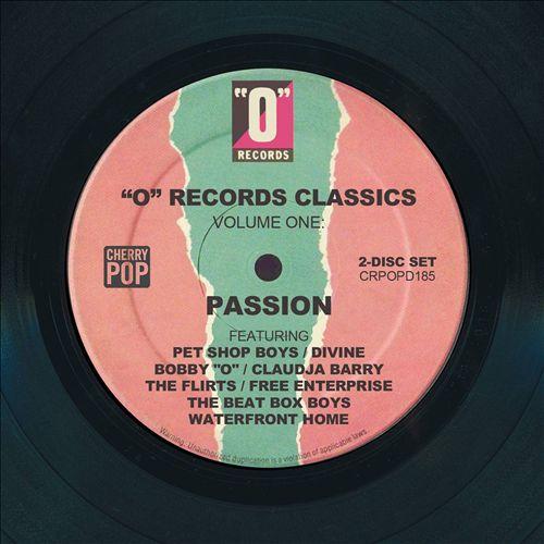 O Records Classics, Vol. 1: Passion