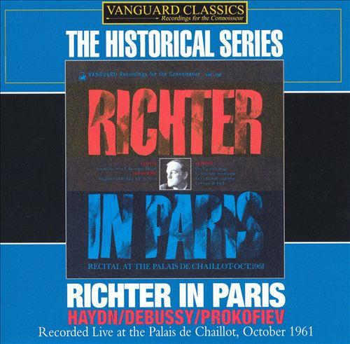 Richter in Paris