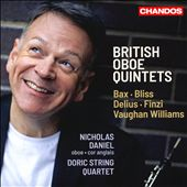 British Oboe Quintets:…